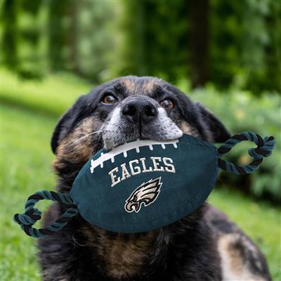 NFL Philadelphia Eagles Nylon Football Toy