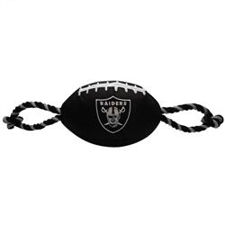 NFL Oakland Raiders Nylon Football Toy