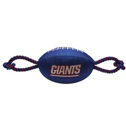 NFL New York Giants Nylon Football Toy