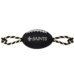 NFL New Orleans Saints Nylon Football Toy