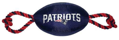 NFL New England Patriots Nylon Football Toy