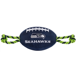 NFL Seattle Seahawks Nylon Football Toy