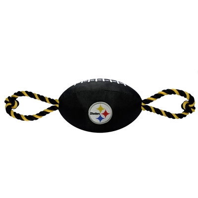 NFL Pittsburgh Steelers Nylon Football Toy