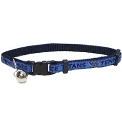 NFL Tennessee Titans Cat Collar