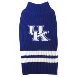 Kentucky Wildcats Dog Sweater