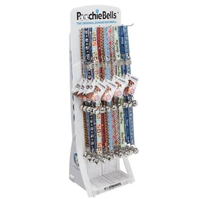 PoochieBells® ISO Package, New POS & 30 Classic PoochieBells