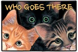 Peeping Toms Doormat