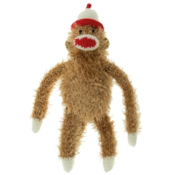 Sock Monkey (Handmade)