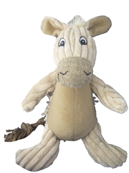 """6"""" Naturally Twisted Critter Donkey"""
