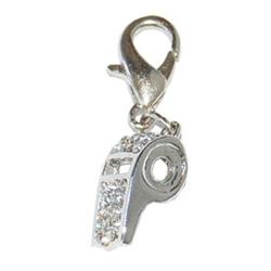 Whistle Charm