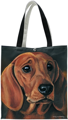 Dog Breed Cotton Canvas Totes