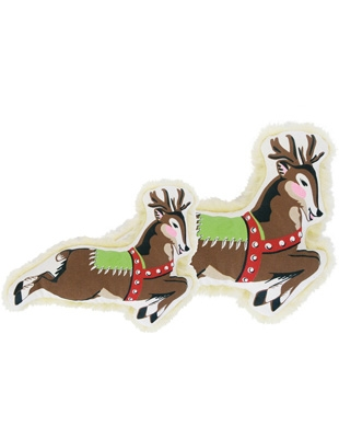 Reindeer Dog Toy