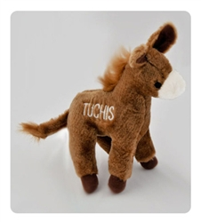 Dog Toy - Tuchis the Mule