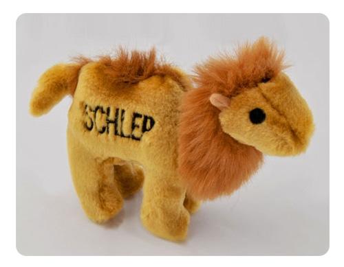 Dog Toy - Schlep the Camel
