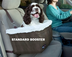 Standard Extra Large Pet Car Booster Seat for pets up to 25lbs
