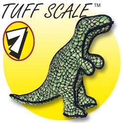 T-Rex Toy by Tuffy's Dinosaur Series