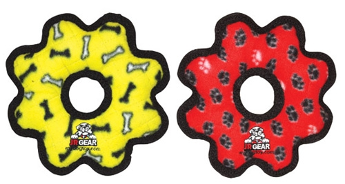 Tuffy's Jr. Gear Ring Toys