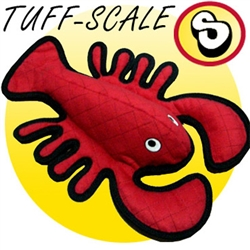 Larry Lobster Toy by Tuffy's Sea Creatures