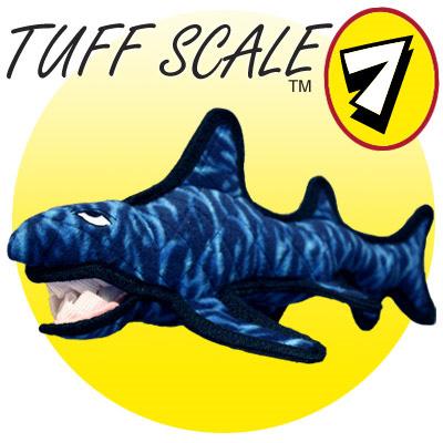 Tuffy's Sea Creatures - Shack the Shark Toy