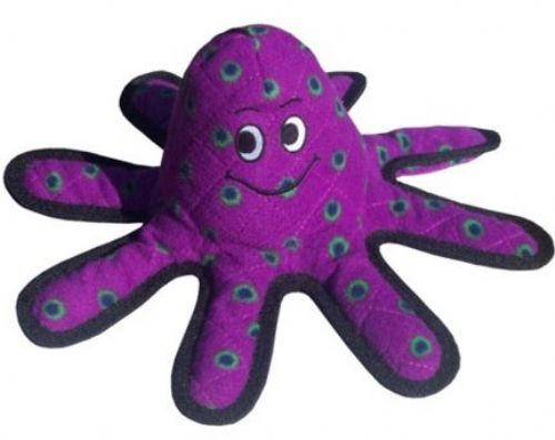 Lil' Oscar Octopus Toy by Tuffy's Sea Creatures