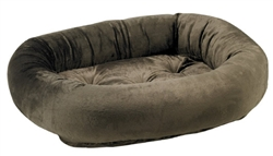 Donut Bed Brown Teddy