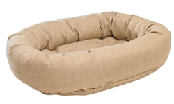 Donut Bed Flax Microlinen