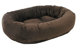 Donut Bed Coffee Microcord