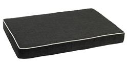Isotonic™ Memory Foam Mattress Storm Microlinen
