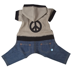 Peace Denim jumper