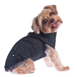 Techie Water-resistent Harness Coat