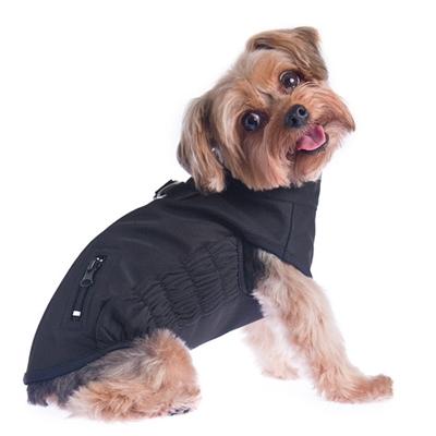 Techie Water-resistent Harness Coat