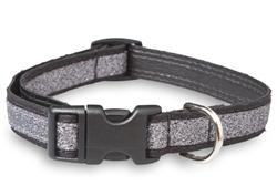 Black Urban Chic - Glitter Collar and Lead