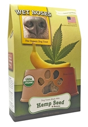 Hemp Seed & Banana Treats 14oz