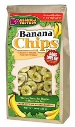 Banana CHIPS (12oz)