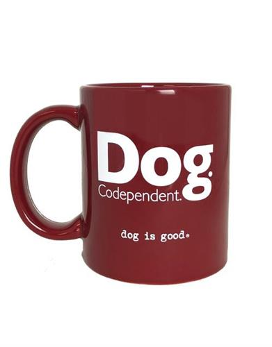 Dog. Codependent Coffee Mug