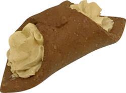 Peanut Butter Cannoli