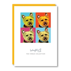 Woofhol Note Card Collection