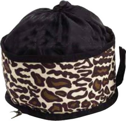 Foldable Travel Bowl - Leopard
