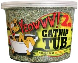 Yeowww! Catnip Tub – 2 oz.