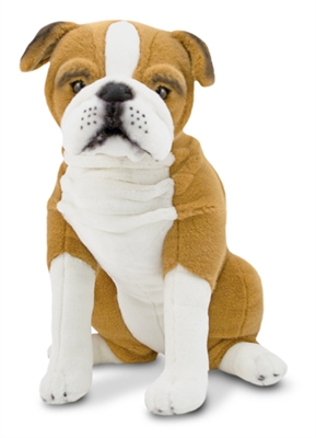 English Bulldog - Plush