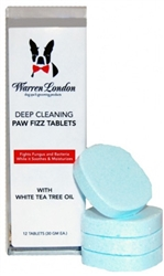 Deep Cleaning Paw Fizz Tablets