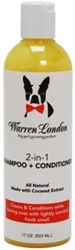 2-In-1 Shampoo + Conditioner by Warren London