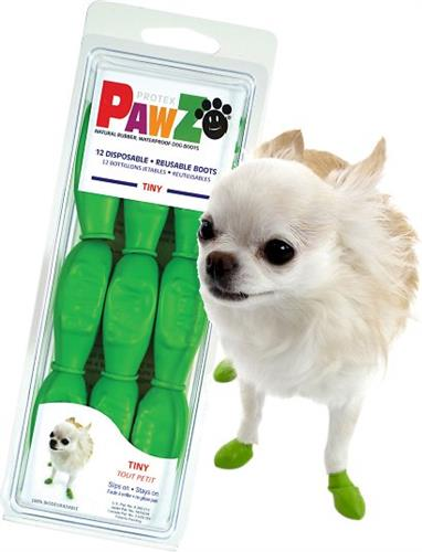 Colorful Waterproof Dog Boots by PawZ