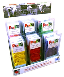 Empty Display Free! with an initial PawZ order of $210 or more