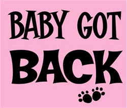 Baby Got Back™ Hoodie
