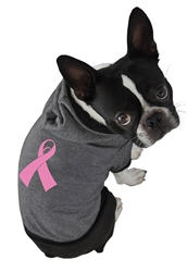 Cancer Ribbon Hoodie