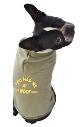 You Had Me At Woof™ Hoodie