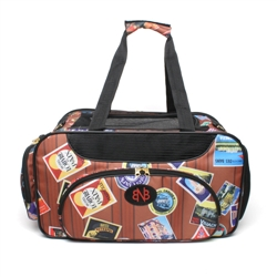 Old World Traveler Weekender Pet Carrier