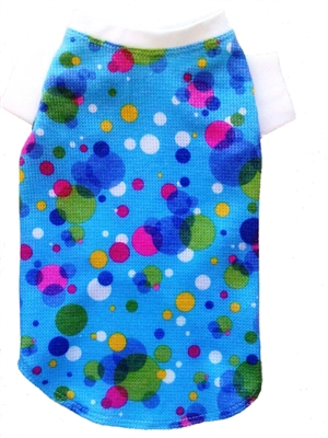 Mr. Bubbles Thermal Tee by Ruff Ruff Couture®