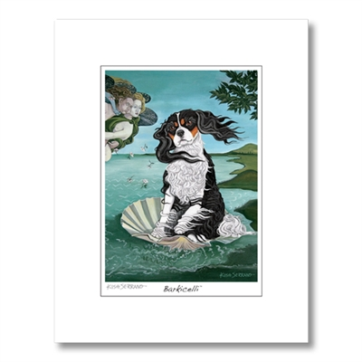 Barkicelli Matted Print Collection